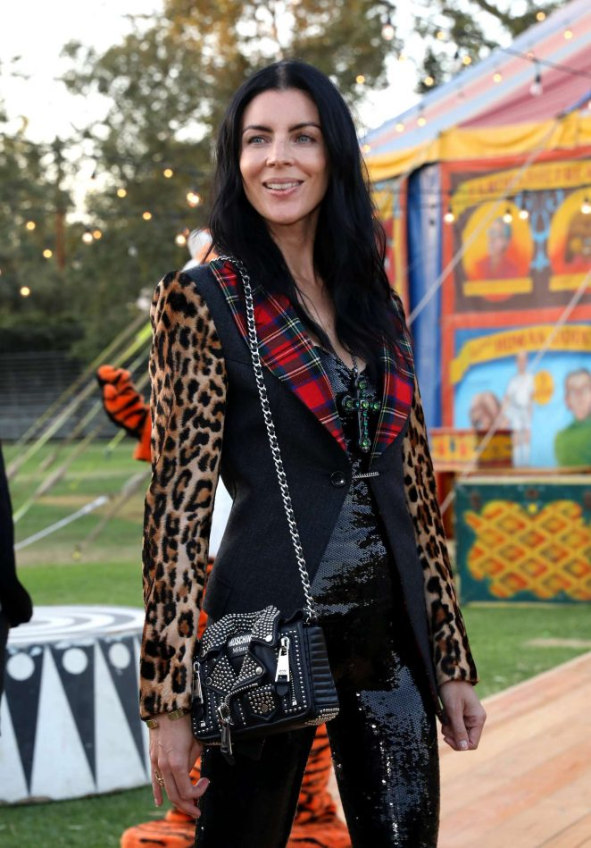 Liberty Ross – Moschino Show SS 2019 Menswear and Women's Resort Collection in LA