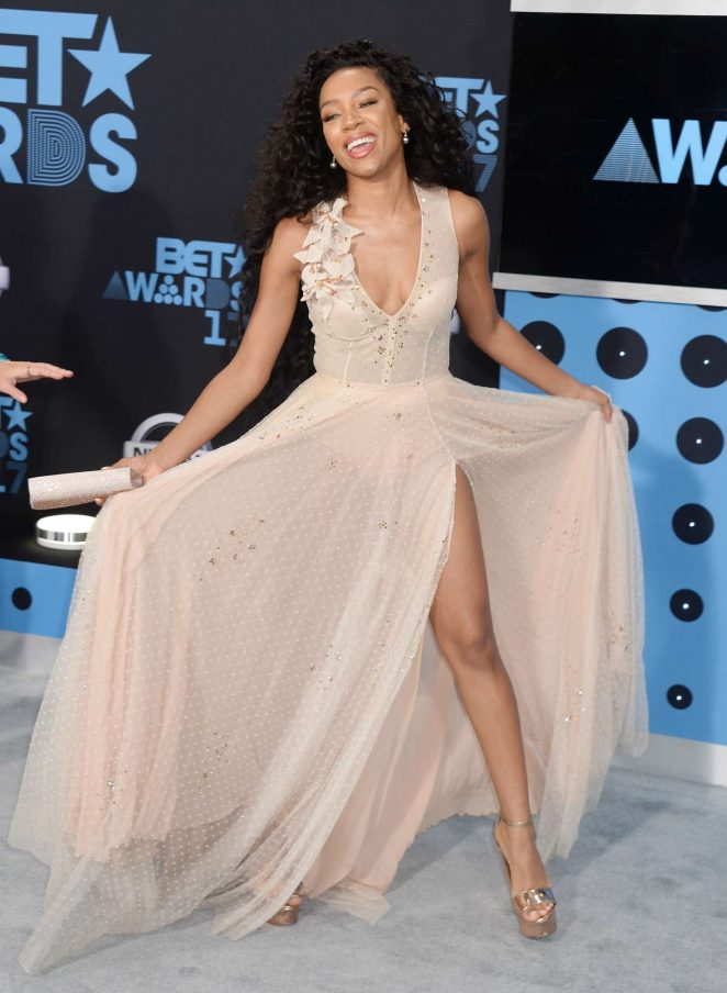 Lil Mama - 2017 BET Awards in Los Angeles