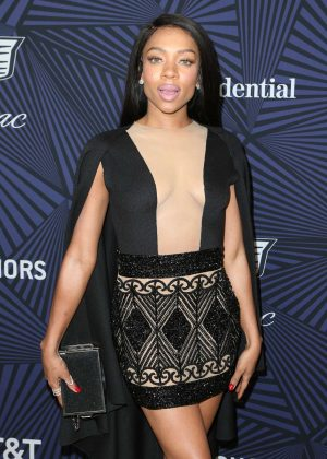Lil Mama - BET's 2017 American Black Film Festival Honors Awards in LA