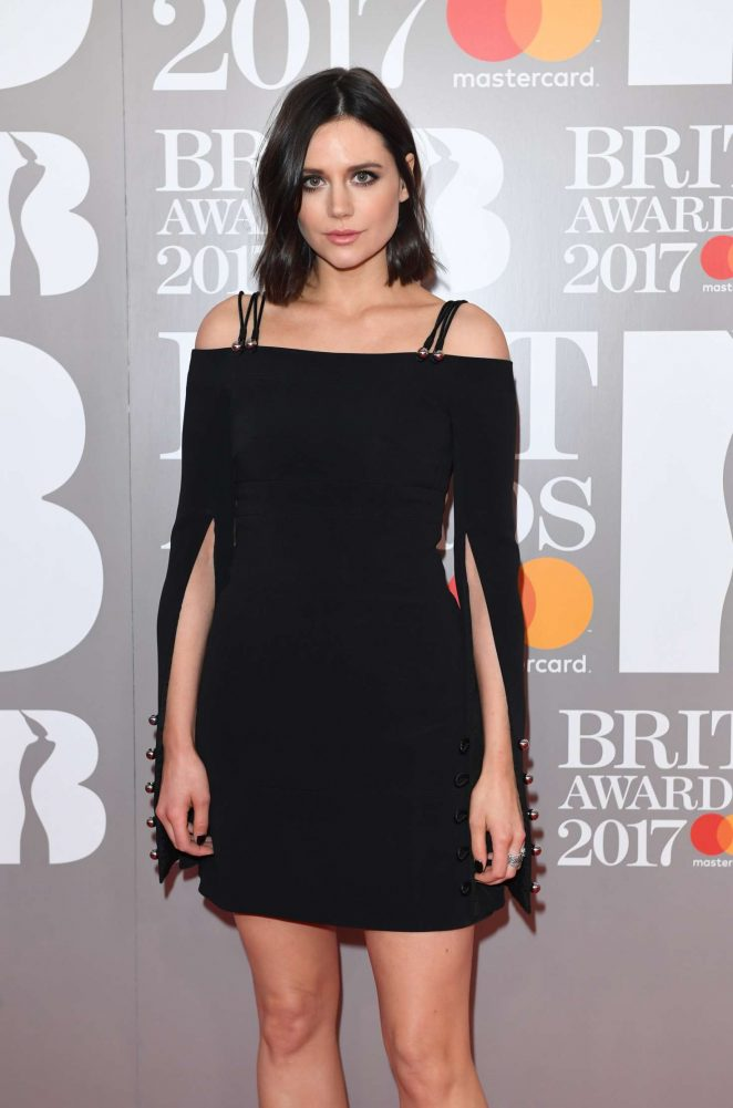 Lilah Parsons - BRIT Awards 2017 in London