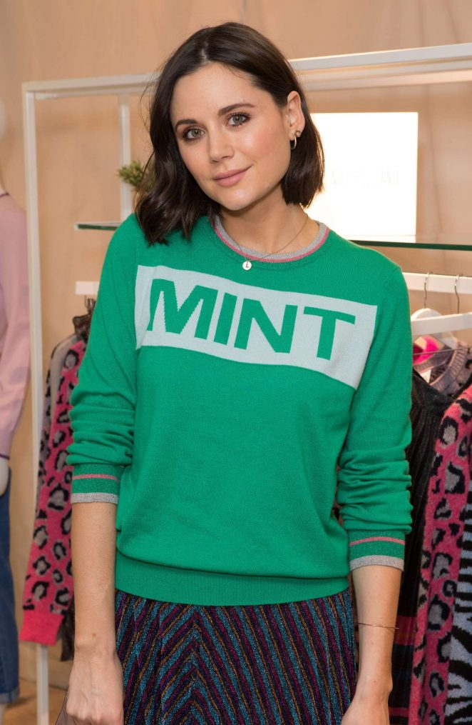 Lilah Parsons – H! by Henry Holland Knitwear Launch in London
