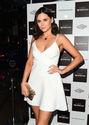 Lilah Parsons - Nespresso Launch Party in London