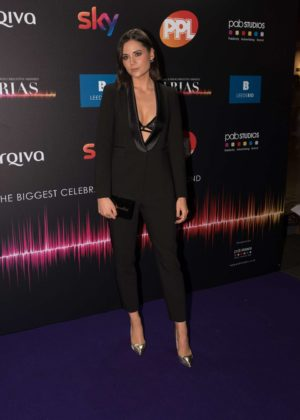 Lilah Parsons - Red carpet ARIAS Audio Radio Industry Awards 2017 in Leeds