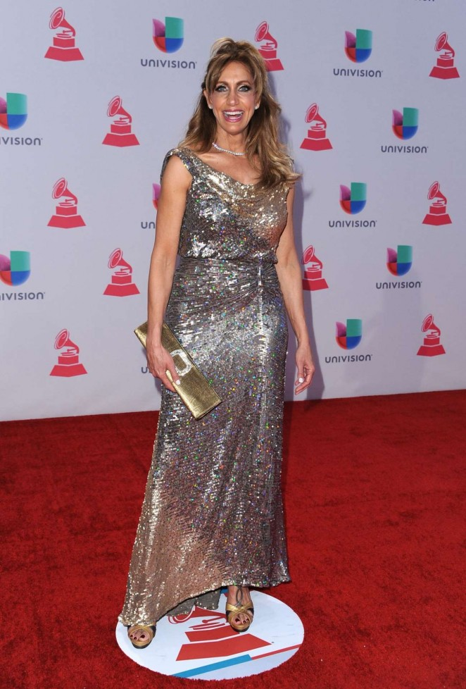 Lili Estefan - 2015 Latin Grammy Awards in Las Vegas
