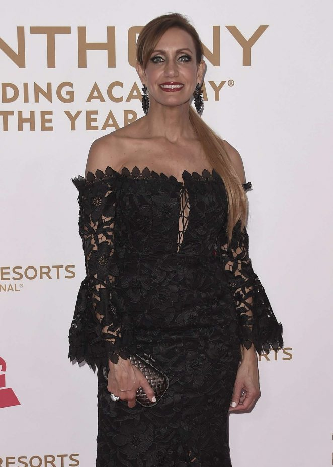 Lili Estefan - 2016 Latin Recording Academy Person of the Year in Las Vegas