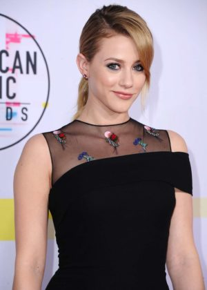 Lili Reinhart - 2017 American Music Awards in Los Angeles
