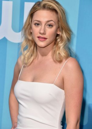Lili Reinhart - 2017 CW Upfront Presentation in New York