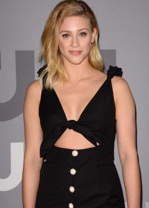 Lili Reinhart - 2018 CW Network Upfront Presentation in New York