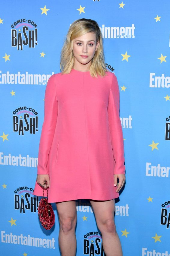 Lili Reinhart - 2019 Entertainment Weekly Comic Con Party in San Diego