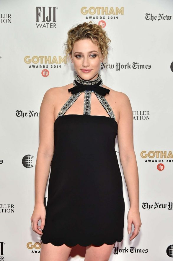 Lili Reinhart - 2019 IFP Gotham Awards in NYC