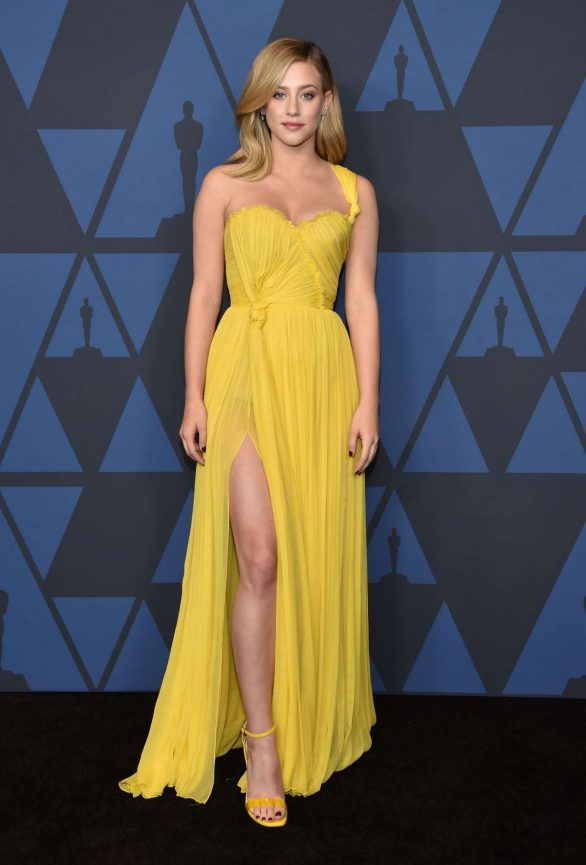 Lili Reinhart - Governors Awards 2019 in LA