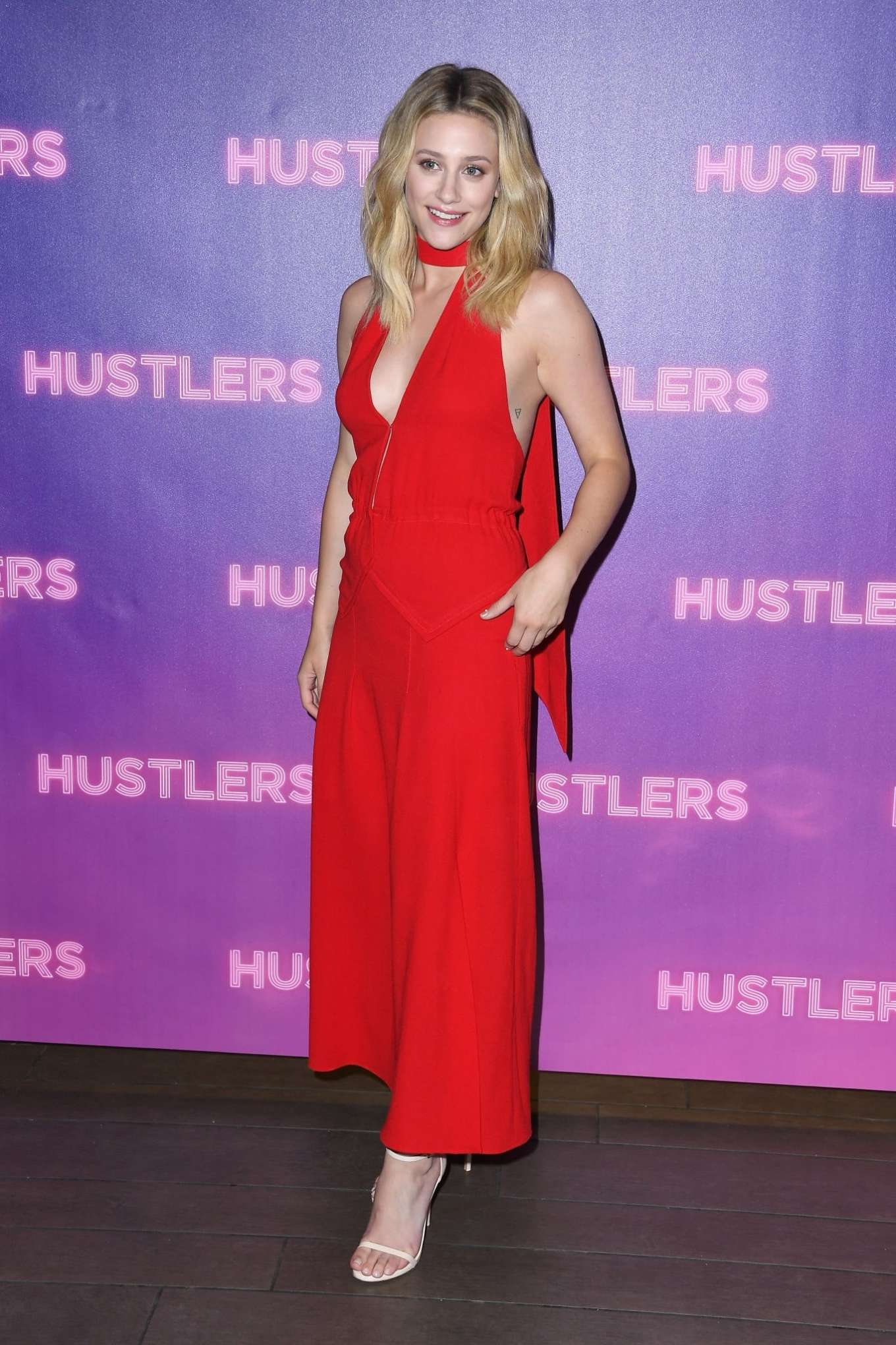 Lili Reinhart - 'Hustlers' Photo Call at Four Seasons Los Angeles at Beverly Hills