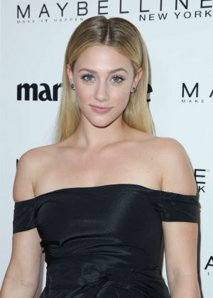 Lili Reinhart - Marie Claire Celebrates 'Fresh Faces' Event in LA