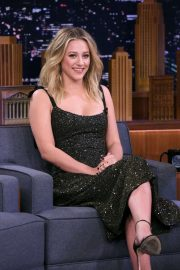 Lili Reinhart - on 'The Tonight Show Starring Jimmy Fallon' in NYC