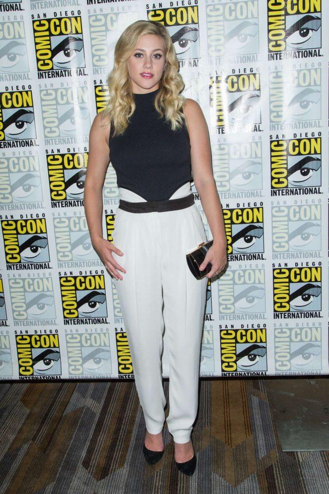 Lili Reinhart - 'Riverdale' Press Line at Comic-Con International in San Diego