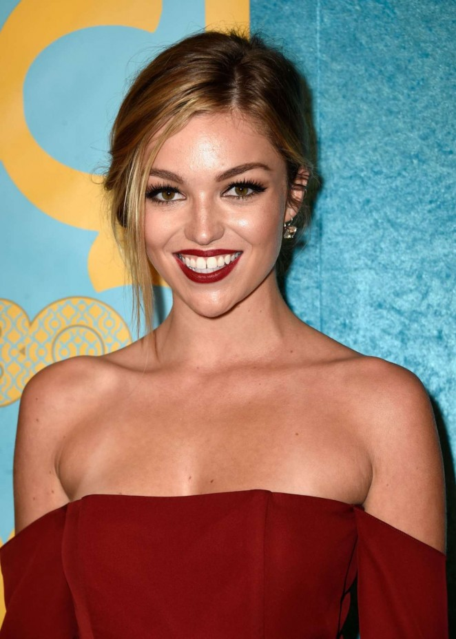 Lili Simmons – HBO's 2015 Golden Globe Awards After Party