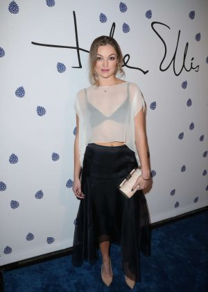 Lili Simmons - Tyler Ellis Celebrates 5th Anniversary in West Hollywood