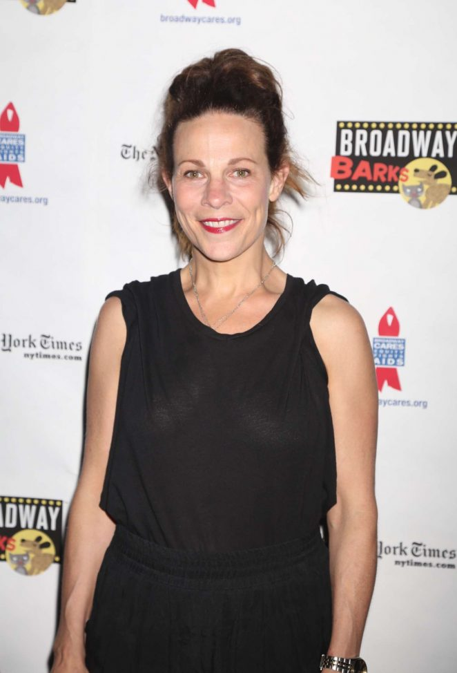 Lili Taylor – 19th Annual Broadway Barks Animal Adoption Event in NY