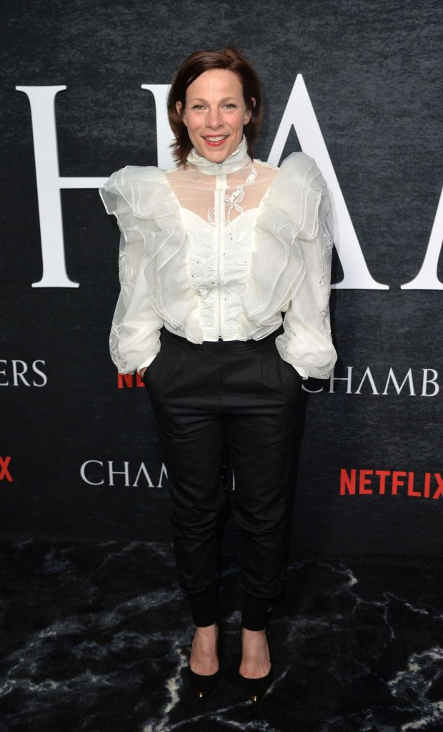 Lili Taylor - 'Chambers' TV Show Premiere in New York