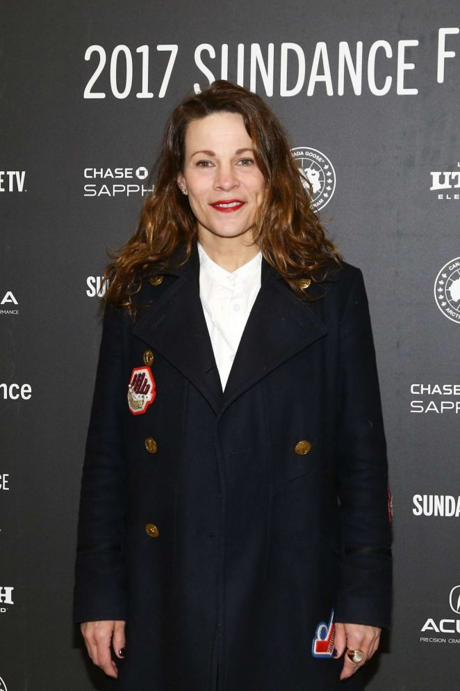 Lili Taylor - 'To the Bone' Premiere at 2017 Sundance Film Festival in Utah