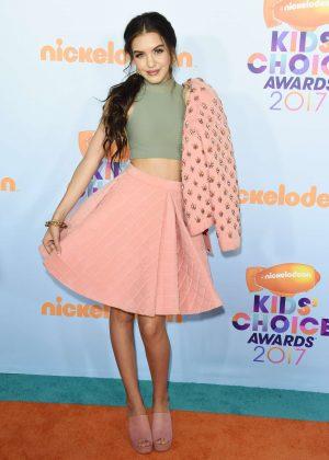 Lilimar Hernandez - 2017 Nickelodeon Kids' Choice Awards in LA