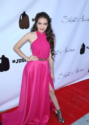Lilimar Hernandez - Fashion Show For #JUGLIFE Foundation in Encino