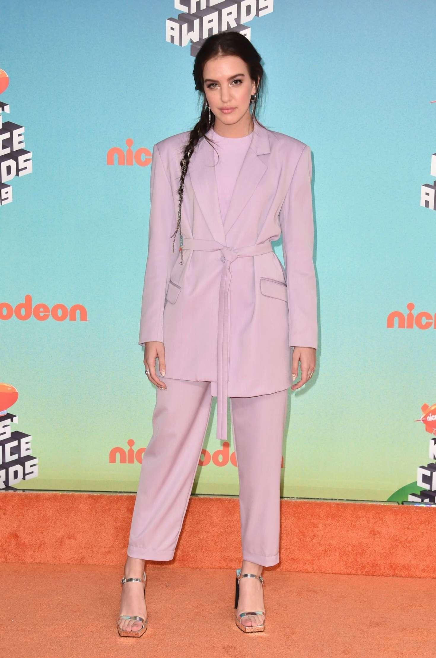 Lilimar Hernandez - Nickelodeon's Kids' Choice Awards 2019 in Los Angeles