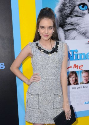 Lilimar Hernandez - 'Nine Lives' Premiere in Los Angeles