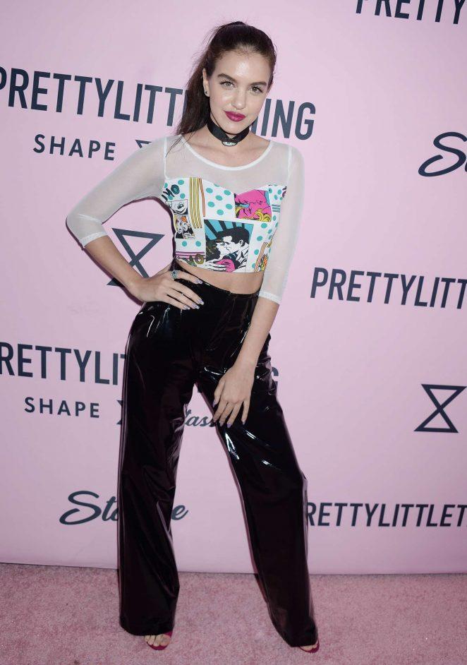 Lilimar Hernandez: PrettyLittleThing x Stassie Launch Party -01