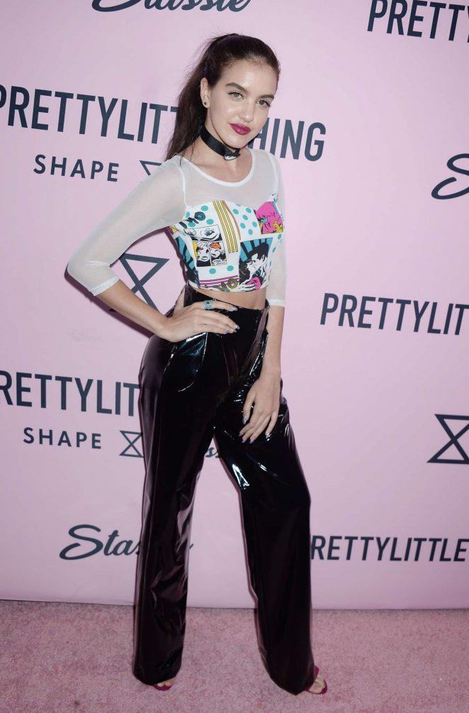 Lilimar Hernandez: PrettyLittleThing x Stassie Launch Party -02