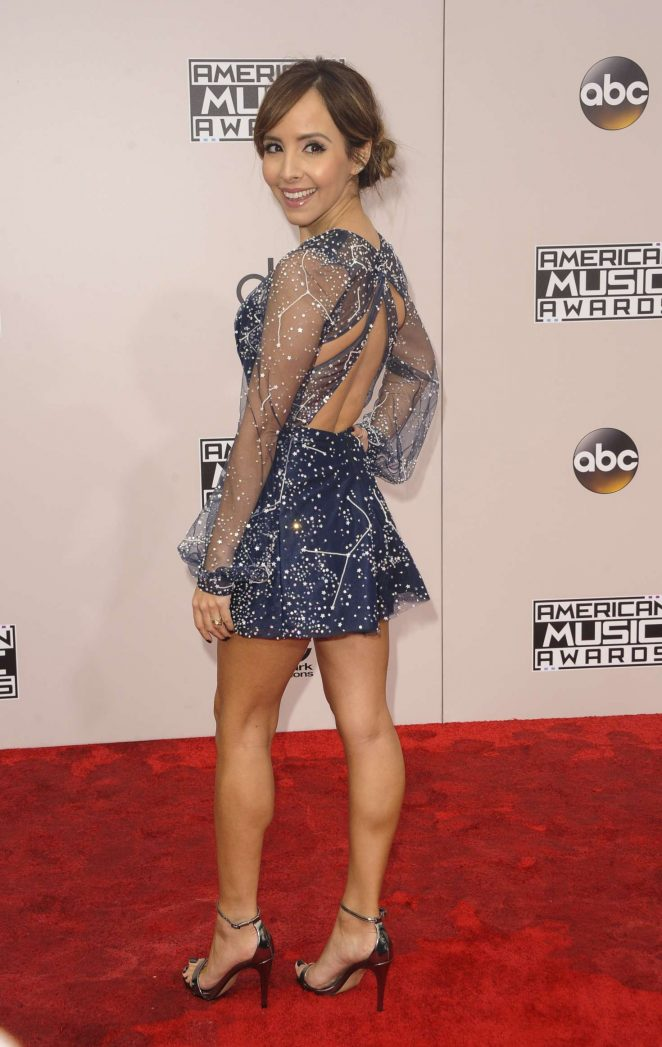 Lilliana Vazquez - 2016 American Music Awards in Los Angeles