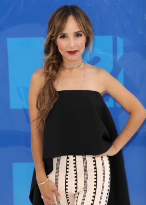 Lilliana Vazquez - 2016 MTV Video Music Awards in New York City