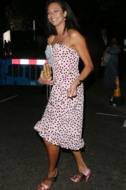 Lilly Becker - Leaving at 'The Serpentine Gallery Summer Party' in London