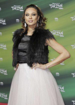 Lilly Becker - 'Tarzan' Premiere in Oberhausen