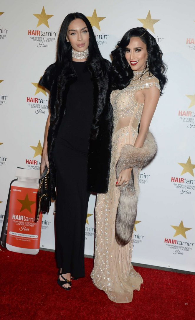 Lilly Ghalichi: HAIRtamin Goes Hollywood Event -05