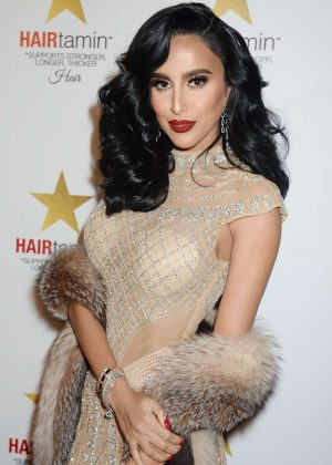 Lilly Ghalichi - HAIRtamin Goes Hollywood Event in Los Angeles
