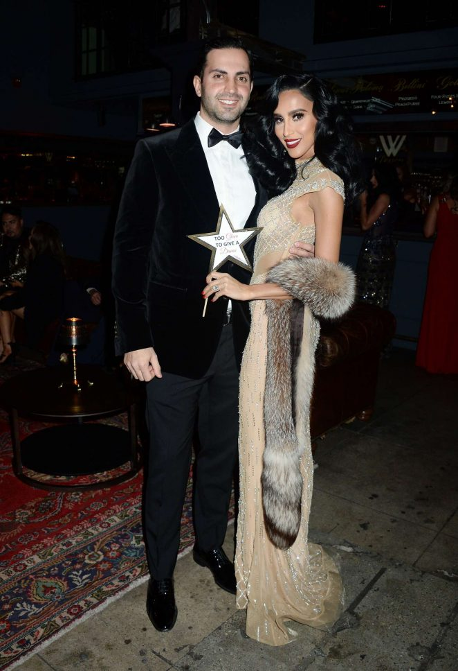 Lilly Ghalichi: HAIRtamin Goes Hollywood Event -10
