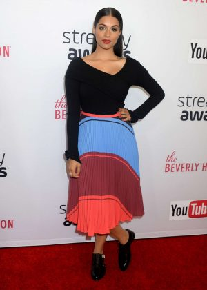 Lilly Singh - 2016 Streamy Awards in Beverly Hills