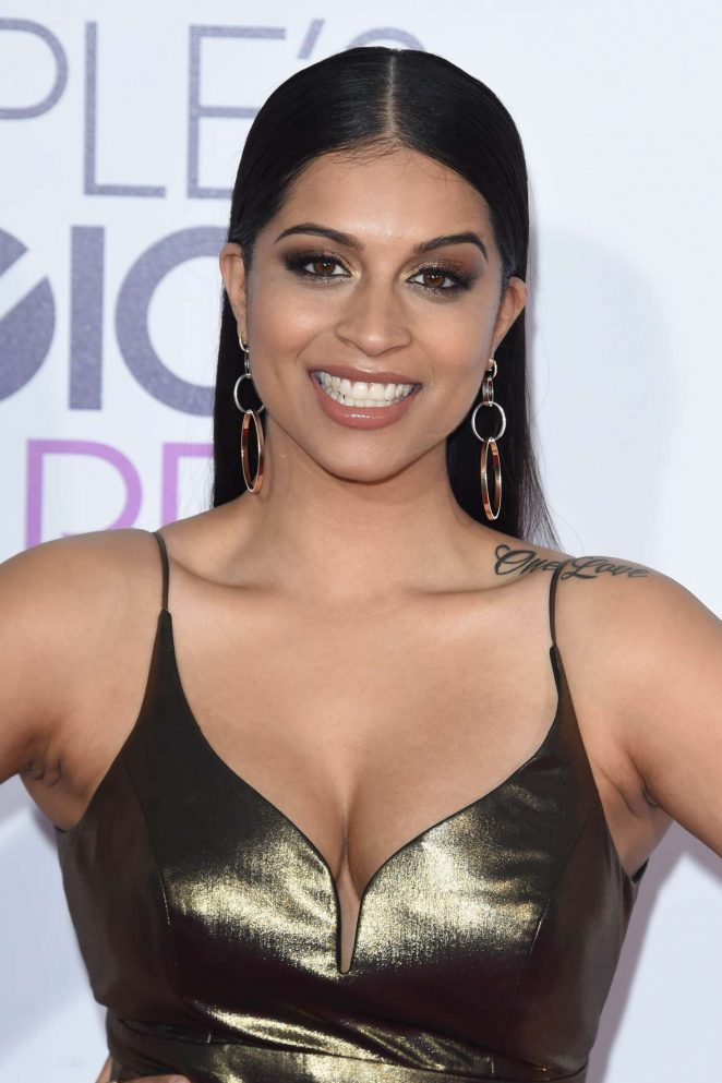 Lilly Singh – 2017 People's Choice Awards in Los Angeles