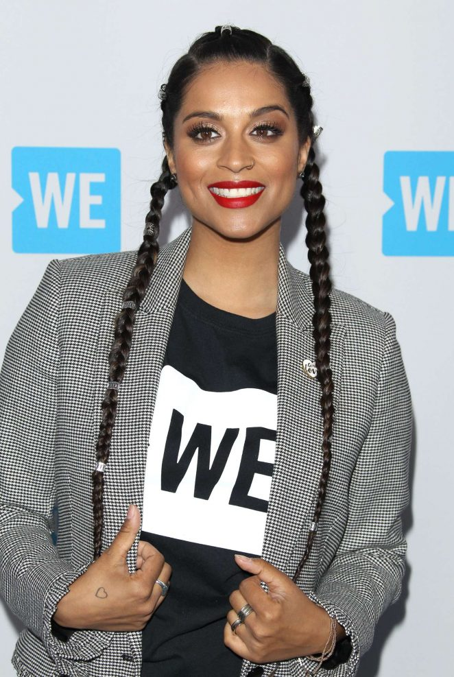 Lilly Singh – 2018 WE Day California in Los Angeles
