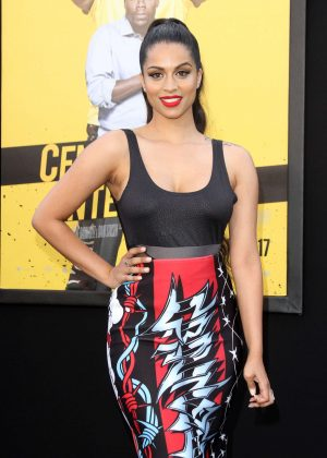 Lilly Singh - 'Central Intelligence' Premiere in Los Angeles
