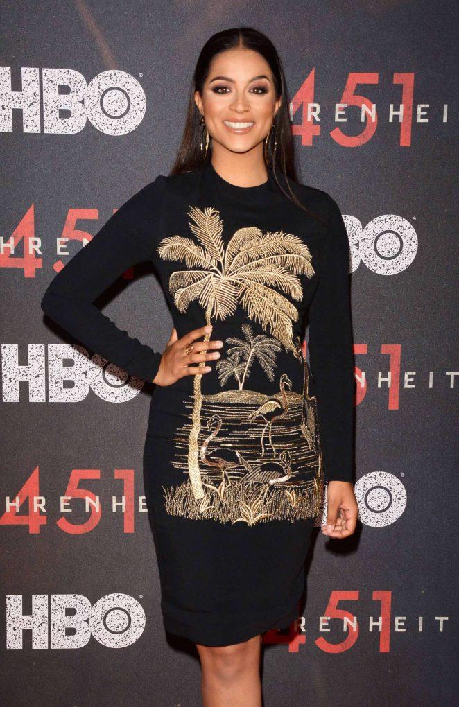 Lilly Singh – 'Fahrenheit 451' Premiere in New York