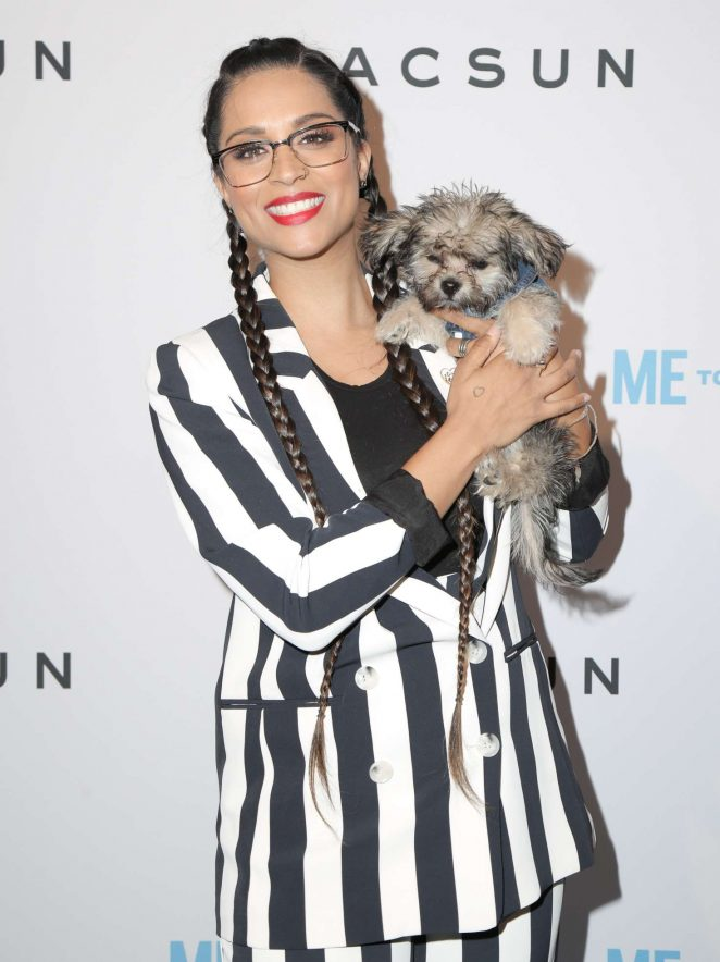 Lilly Singh – Party with a Purpose x PacSun WE Day pre-party in LA