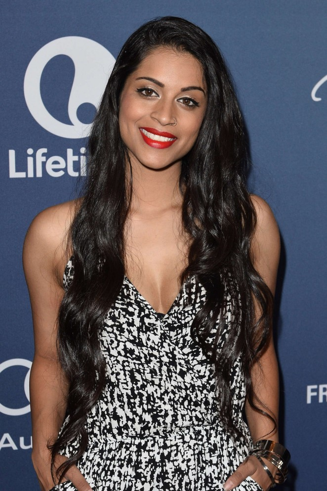 Lilly Singh - Variety 2015 Power Of Women Luncheon in Beverly Hills