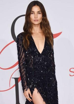 Lily Aldridge - 2015 CFDA Fashion Awards in NYC