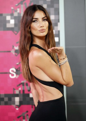 Lily Aldridge - 2015 MTV Video Music Awards in LA