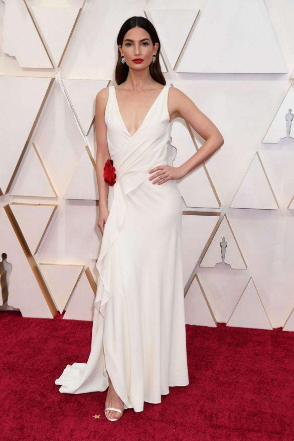 Lily Aldridge - 2020 Oscars in Los Angeles