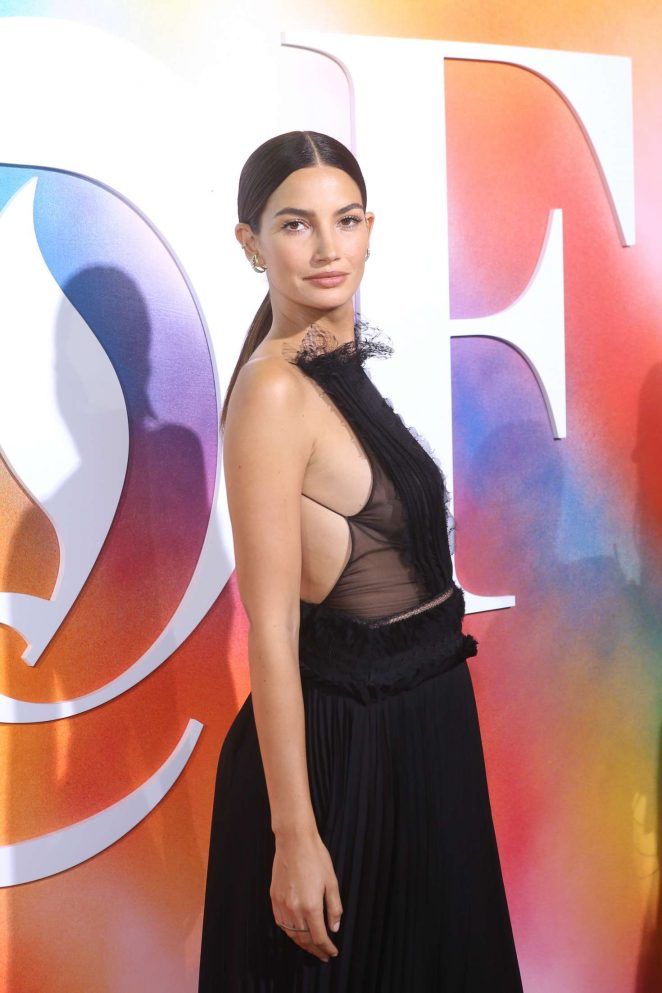 Lily Aldridge – BoF 500 Gala Party in New York