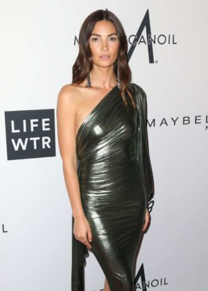 Lily Aldridge - Daily Front Row's Fashion Media Awards in NYC