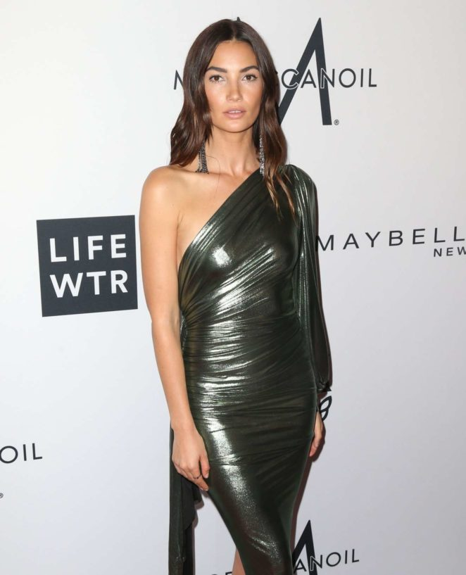 Lily Aldridge – Daily Front Row's Fashion Media Awards in NYC